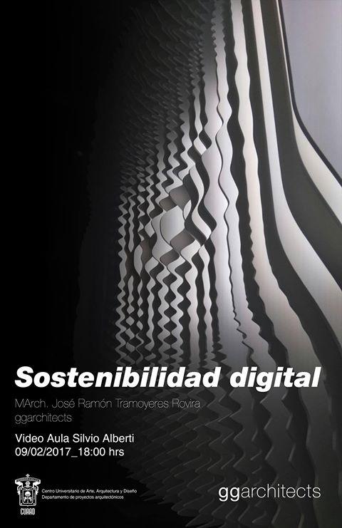 Conferencia Sostenibilidad Digital