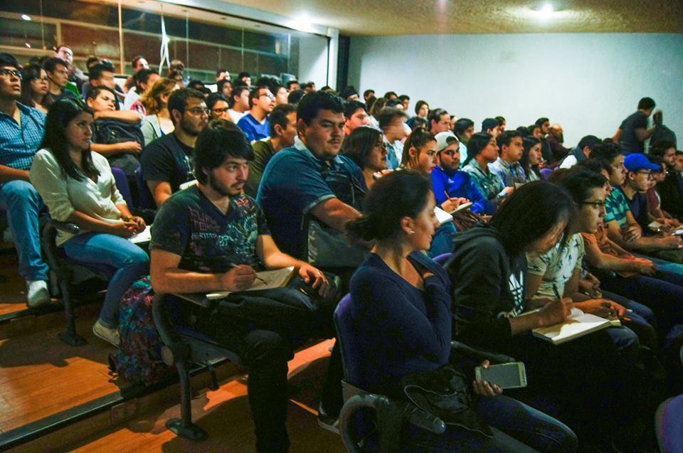 Conferencia Sostenibilidad Digital en la CUAAD